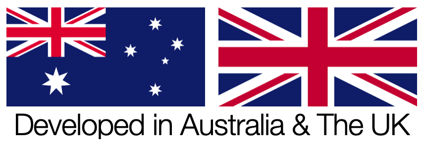 Made in Australia and the UK